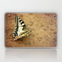 Swallowtail butterfly Laptop & iPad Skin
