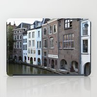 Water And Bricks iPad Case