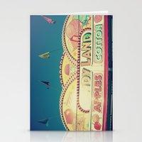 CandyLand ~ Vintage-feel… Stationery Cards