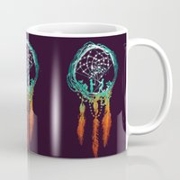Dream Catcher (the rustic magic) Mug