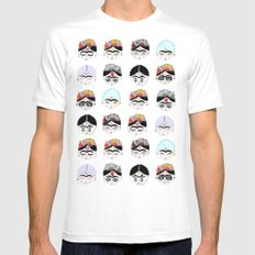 las fridas Mens Fitted Tee SMALL White