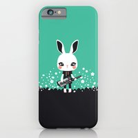 iPhone & iPod Case featuring KeyZtar & Bunbina by jusum