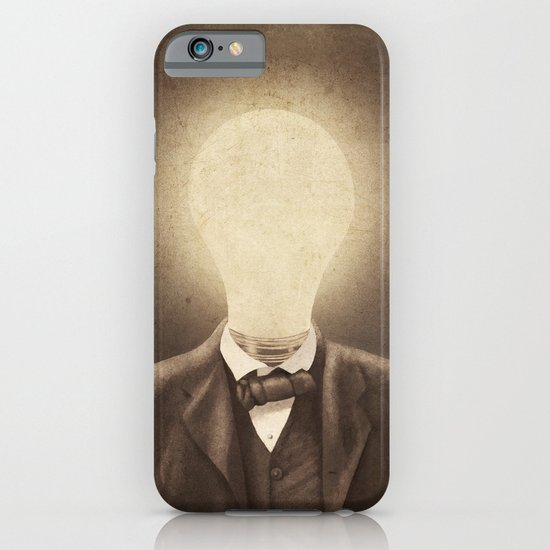 The Idea Man  iPhone & iPod Case