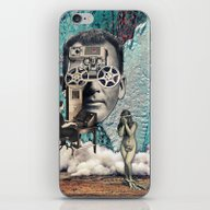Person Of Interest iPhone & iPod Skin
