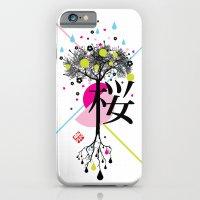 Sakura Ki iPhone 6 Slim Case