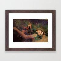 SOMNIUM Framed Art Print