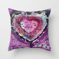 Love Always Wins Throw Pillow