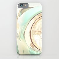 iPhone & iPod Case featuring Vintage Ride by Briole Photography