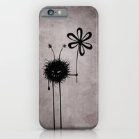 Evil Flower Bug iPhone 6 Slim Case