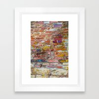 There's No Place Like Home Framed Art Print