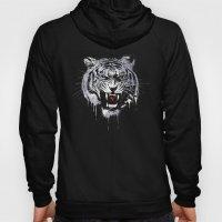 Melting Tiger Hoody