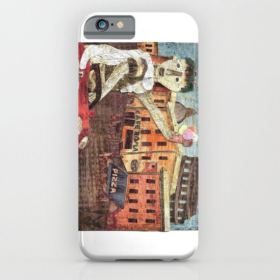 Julius Caeser In Rome iPhone & iPod Case