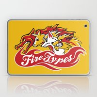 Team Fire Types Laptop & iPad Skin