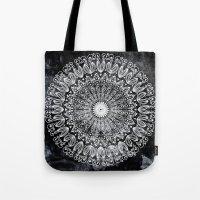 ORGANIC BOHO MANDALA Tote Bag