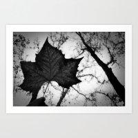 autumn time! Art Print