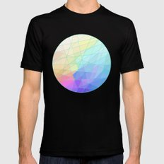 Spectrum Mens Fitted Tee Black SMALL