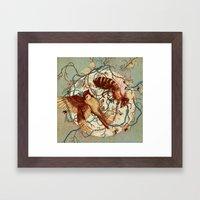 Honey & Sorrow Framed Art Print