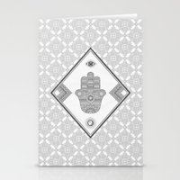 A Blessing (Glitter Grey) Stationery Cards