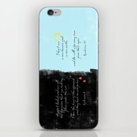 Tears iPhone & iPod Skin