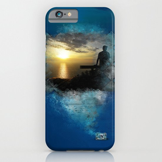 Divine Capture iPhone & iPod Case