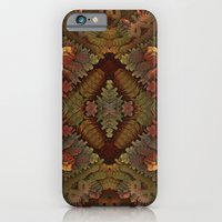 iPhone Cases featuring Fall Anthem by Lyle Hatch