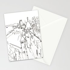 double ring Stationery Cards