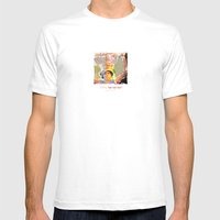 Feeling Hot Hot Hot / Th… Mens Fitted Tee White SMALL