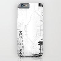 Barcelona iPhone 6 Slim Case