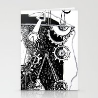 machine Stationery Cards