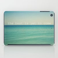 The Best (Waves) iPad Case