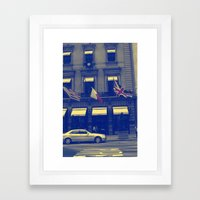 Cartier Framed Art Print