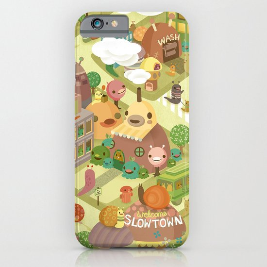 Slowtown iPhone & iPod Case