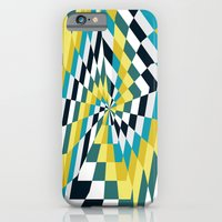 Abstract Angles 2 iPhone 6 Slim Case