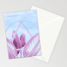 Sweet ficus concept Stationery Cards