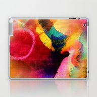 Circles Laptop & iPad Skin