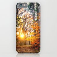 iPhone & iPod Case featuring The Burning by S. Ellen