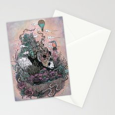 Land of the Sleeping Giant Stationery Cards