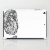 Detective Thumb iPad Case