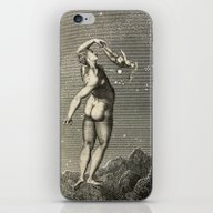 CONCEPTION INSPECTION iPhone & iPod Skin