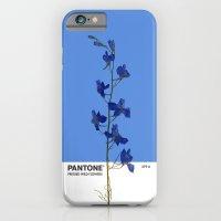 Pantone 279 U iPhone 6 Slim Case