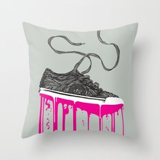 Weightless Living Throw Pillow