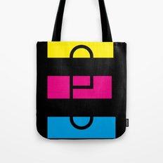 E like E Tote Bag