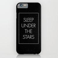 iPhone & iPod Case featuring Sleep Under The Stars by Karolis Butenas