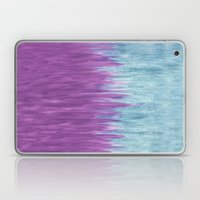 Aqua Sparkle Berry Abstract Laptop & iPad Skin