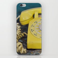 Just Call Me Mellow Yellow... iPhone & iPod Skin
