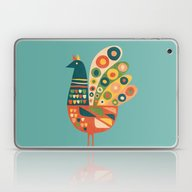 Century Hen Laptop & iPad Skin