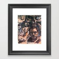 Mediocre Framed Art Print
