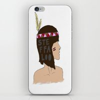 Steffaloo  iPhone & iPod Skin