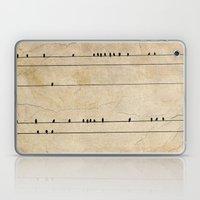 Gang Of Crows Laptop & iPad Skin
