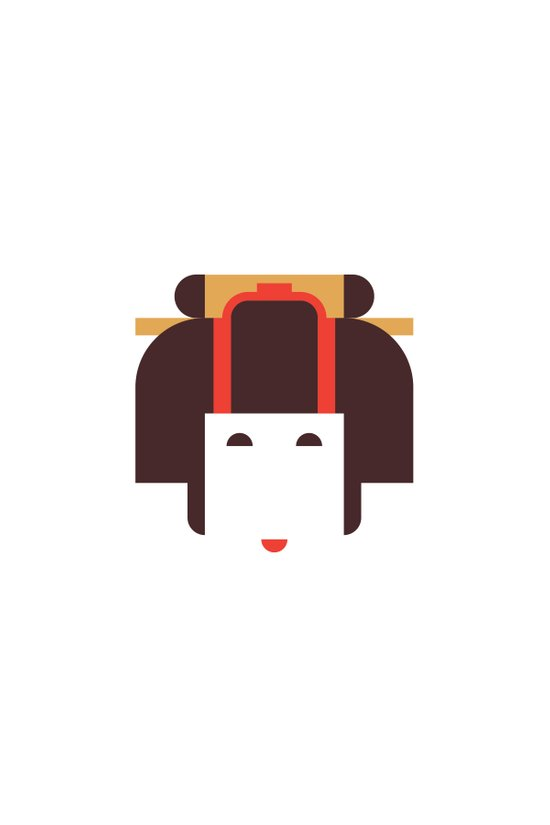 Japan Noble Woman Art Print